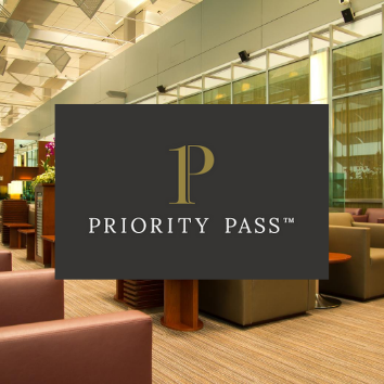 Priority Pass - Airport Lounge Program