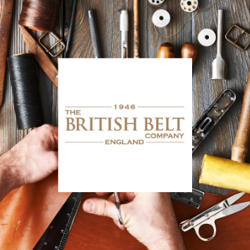 The British Belt Company-Handmade Leather Belts and Accessories - England
