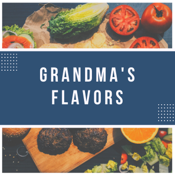 Grandma's Flavors - Indian, Persian and Indo Chinese cuisine
