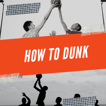 How to Dunk - Athletic training
