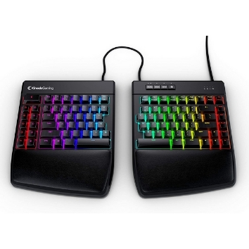 Gaming Freestyle Edge RGB Split Mechanical Keyboard