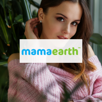 Mamaearth Natural Skincare products