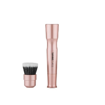 Powered Foundation  - Makeup Brush With Spin Head For Blending, Contouring and Airbrush Finish - US