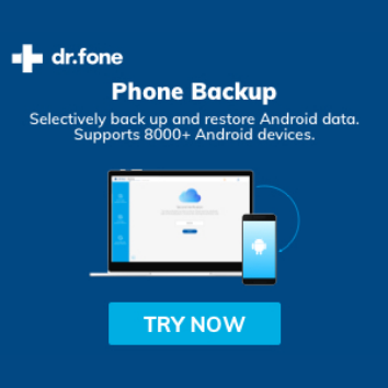 dr.fone-Phone Backup - Android