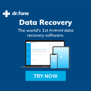 dr.Fone-data recovery - Android