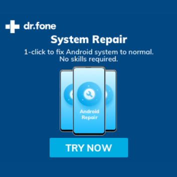 dr.fone-System Repair - Android