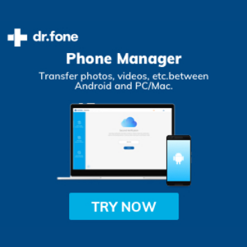 dr.fone-Phone Manager - Android